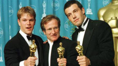 Ben Aflleck posted about Robin Williams: He made Matt (Damon) and my dreams come true.