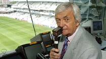 Ailing Benaud could call  Aus-Ind series from home