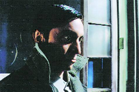 A still from the movie Herbert, an adaption of his novel by the same name (Courtesy: Suman Mukhopadhyay
