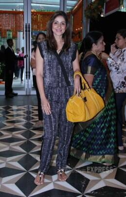 Kajol, Tanisha, Mandira step out for a cause