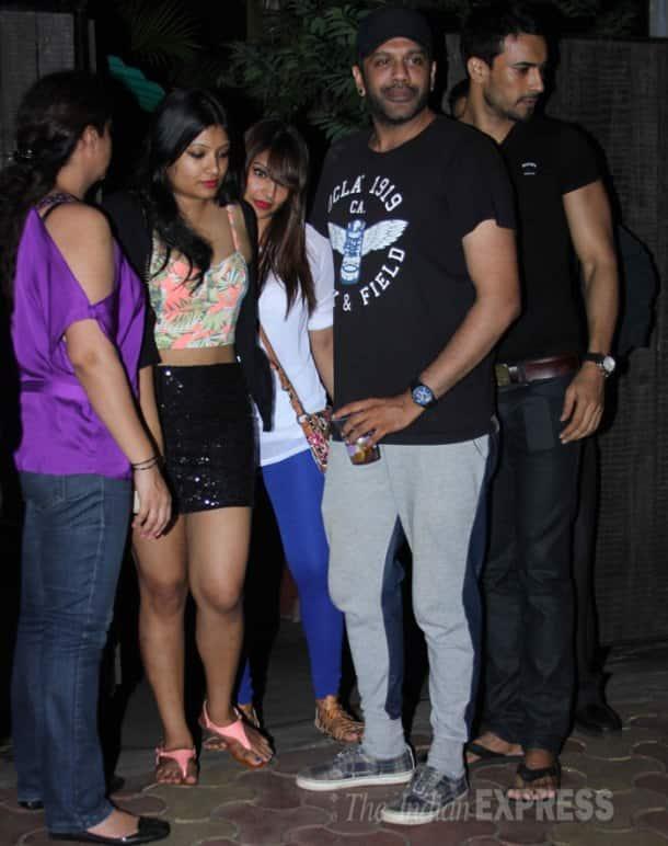 Sonam, Fawad, Bipasha, Vidya have a busy Sunday
