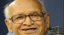 Bipan Chandra: The man whose view of Modern India is inescapable