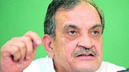drought, water problem, water scarcity, water problem in india, drought india, Chaudhary Birender Singh, indian express drought, indian express news
