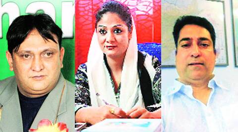 The BJP struggled in the Lok Sabha polls in the Valley, with candidates forfeiting their deposits in Baramulla, Srinagar and Anantnag.
