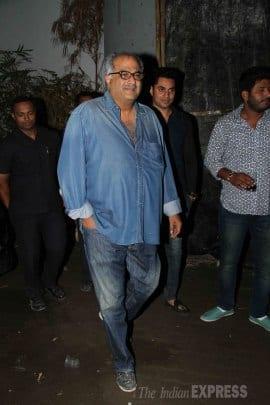 Arjun Kapoor celebrates 'Tevar' wrap-up,  Raveena Tandon gets chic