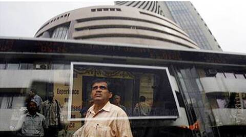 BSE Sensex ends about 30 pts higher at fresh closing peak of 26,420.67; intra-day hits new high of 26,530.67.