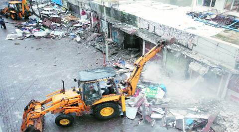 A slab collapse had killed two persons last month.