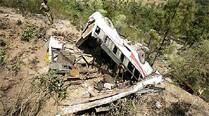 4 killed as bus falls into gorge in Meghalaya