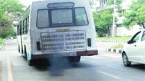 State Transport Authority issues 15 challans  daily to vehicles causingpollution
