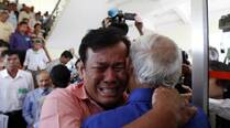 Khmer Rouge leaders sentenced for life for crime againsthumanity