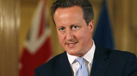We must... review our long-term relationship with Russia, Cameron wrote. (Source: Reuters photo)