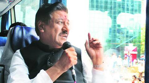 Chavan himself, had conceded that the party had failed to showcase the development.