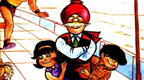 Childhood memories hit the actors from Hindi filmdom upon hearing about the death of Pran Kumar Sharma, creator of the iconic comic book.