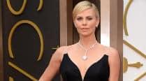 Charlize Theron wants cosmetics to focus on olderwomen