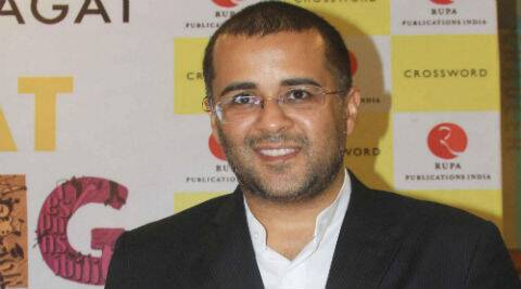 Chetan Bhagat: I am getting enough kick from my writing for now.