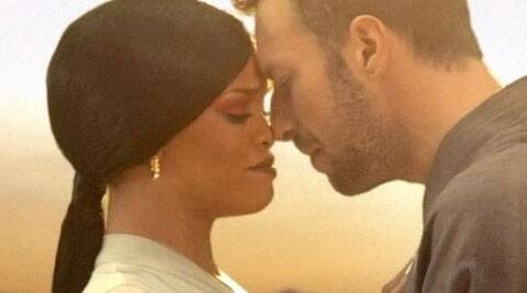 Coldplay frontman Chris Martin hopes to work with Rihanna again after teaming up with the 'Umbrella' hitmaker for her next album recently.