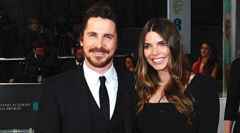 Christian Bale and Sibi tied the knot in January 2000. (Source: AP)