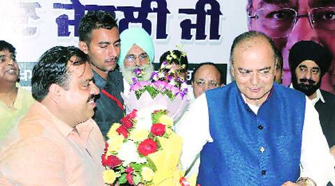 With only Tarun Chugh making it to Amit Shah's team from Punjab, state BJP leaders seem to be losing importance on the national scene.