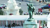 Flora Fountain revamp to begin in October