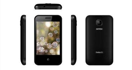 Intex Cloud Fx is India's cheapest smartphone at Rs 1,999