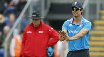 If we play like that we're not going to win: Cook