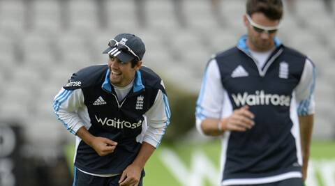 England captain Cook will not ask James Anderson to change his approach (Source: Reuters)