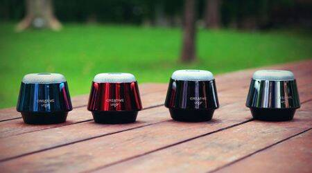 The Quick-Read Review: Creative Woof Bluetooth Speakers