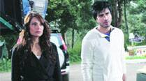 Bipasha Basu and Imran Abbas's fights during the shooting of Creature 3D