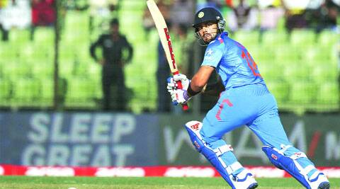 Virat Kohli struck 71 runs against Middlesex at Lord's on Friday. India take on England in Bristol on Monday.