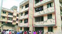 8 flats burgled in Masukar Colony