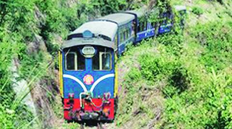 'Toy train' chugs along the line, India's only railway with UNESCO world heritage tag.Source: File Photo
