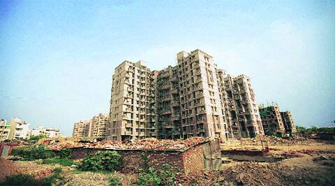 DDA's last housing scheme was announced in 2010. (Express Photo)