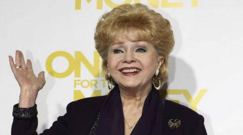 Debbie Reynolds will be honoured at the Actors Guild ceremony on January 25 next year. (Source: Reuters)