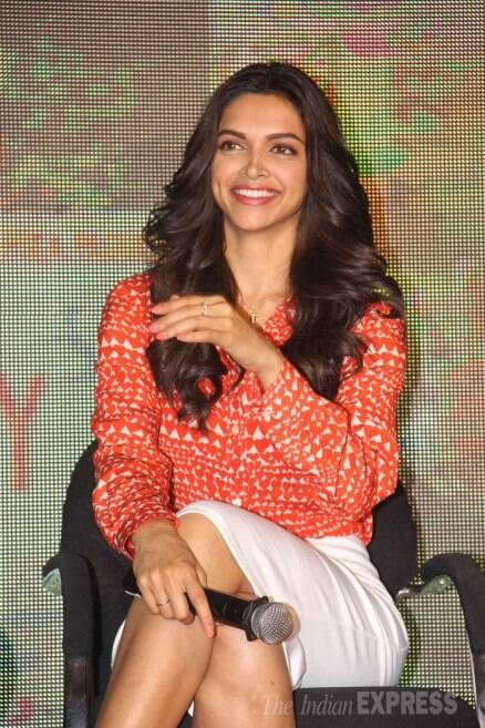 Deepika, Arjun shake their bootiya for 'Finding Fanny'