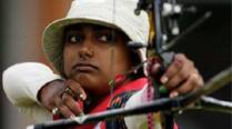 Deepika leads women archers to WC team gold