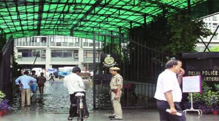 For a job, he gave medical test in ATM, interview in parking lot of policeHQ