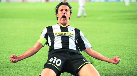 The former Juventus striker is also likely to become the ambassador of the three month tournament.