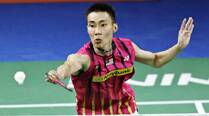 Lee Chong Wei qualifies for third straight Badminton World Championship finals
