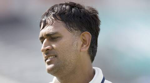 The Indian skipper came under fire after the humiliating loss at Manchester. (Source: AP)