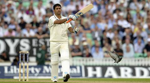 Dhoni was seen as a genius and lauded after the test win, but now he faces the same fate as Cook. Critics and fans are calling for him to quit as captain. (Source: Reuters)
