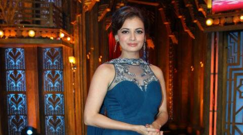 Dia Mirza: Producing films is not easy at all.