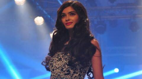Diana Penty: I love black and I love this outfit.