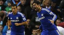 Diego Costa impresses on Chelsea debut