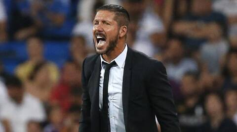 Simeone was also fined 4,805 euros ($6,339), while Atletico was fined 2,800 euros ($3,694). (Source: Reuters)