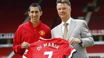 Premier League awaits Di Maria's Man United premiere