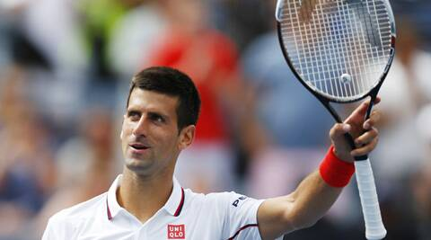Djokovic beat American Sam Querry to advance to the next round. (Source: AP)