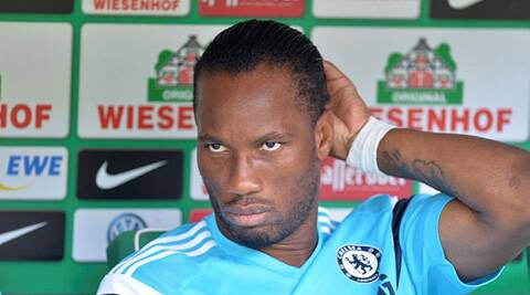 Didier Drogba's decision also came on the back