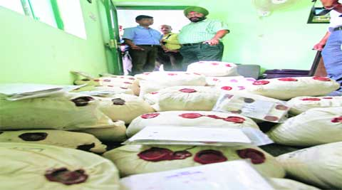 More than 350 kg heroin incinerated by NCB | Cities News