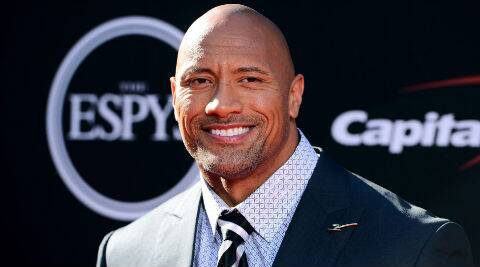 Dwayne Johnson revealed he will be starring in the upcoming DC Comics movie. (Source: AP)