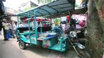 Regularisation of e-rickshaws discussed in meet